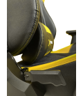 XPrime King Fabric Oyuncu Koltuğu Sarı 4155S