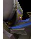 XPrime King Fabric Oyuncu Koltuğu Mavi 4155M