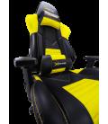 XPrime King Oyuncu Koltuğu Sarı 9555S