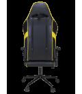 XPrime Air Oyuncu Koltuğu Sarı Renk