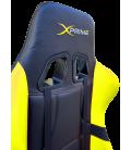 XPrime Zeus Oyuncu Koltuğu Sarı