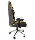 Alpha Fab1 Kumaş Oyuncu Koltuğu Sarı