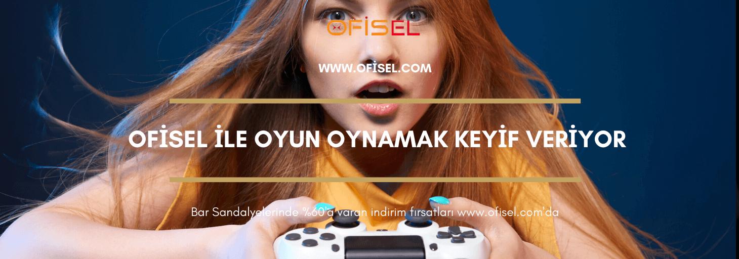 Oyuncu Koltuğu - Ofisel.com