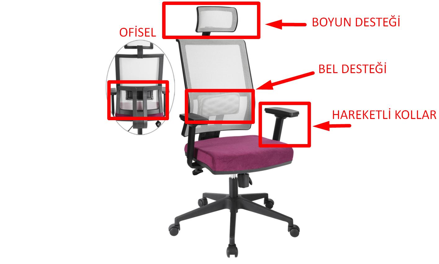 Tam Ortopedik Sandalye nedir ve özellikleri Nelerdir