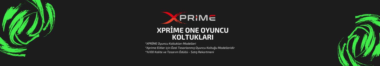 XPrime One Serisi Oyuncu Koltukları Burada En uygun Fiyat ile