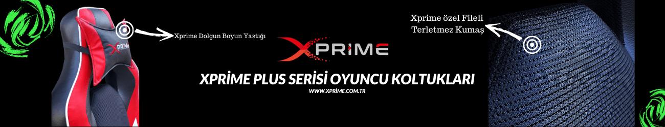 Xprime Plus Oyuncu Koltuğu Modelleri ve Fiyatları