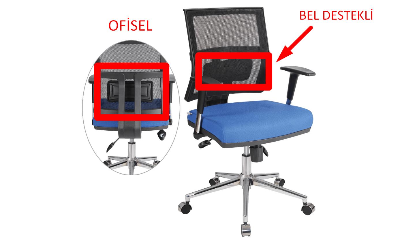 Yarı Ortopedik Sandalye Özellikler