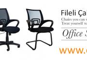 Fileli Çalışma Sandalyesi