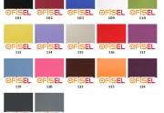 Ofis Sandalyesi Renk Kartelası