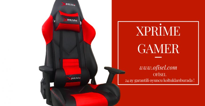 Xprime Gamer Oyuncu Koltuğu Özellikleri