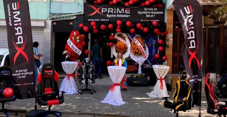 Xprime İstanbul Pendik Mağazası Açıldı