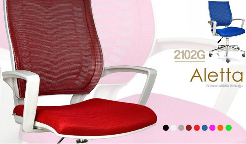 Bürocci Aletta Fileli Çalışma Koltukları Modelleri ve Fiyatları