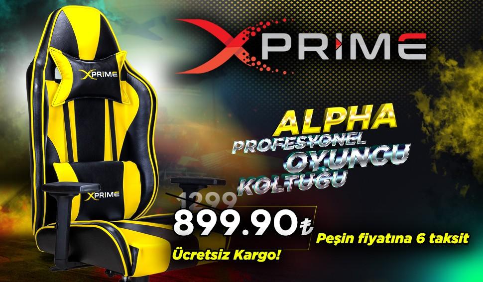 Alpha Oyuncu Koltuğunda Büyük Kampanya, Hemen Satın Al !