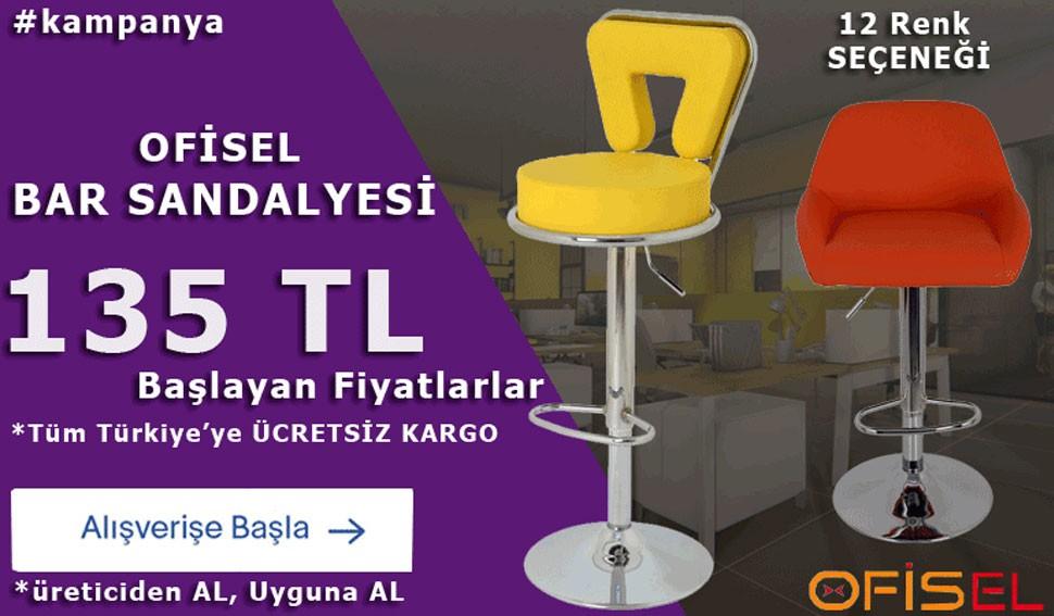 Bar Sandalyesi Modelleri ve Fiyatları