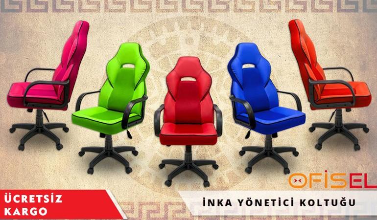 Türksit İnka Ofis koltuğu