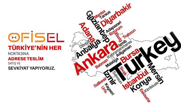 Sandalye Modelleri Tüm Türkiye'ye Sevkiyat ve Üretim Sadece Ofisel.com'da